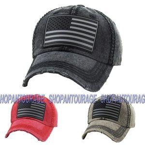 Kbethos Flag USA KB-671 Vintage Hat Cap